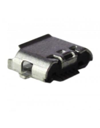 JACK MICRO USB 5 PINES PARA CHASIS SIN CUBIERTA