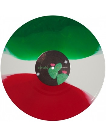 Serato Vinyl Performance Series 12 MEXICO (2 discos)