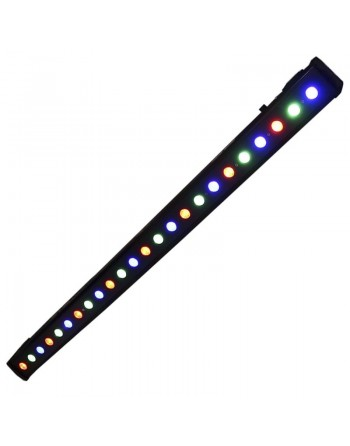 BARRA LED RGB 24 LEDS ALTO PODER
