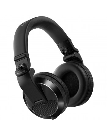 AUDIFONOS DJ PIONEER HDJ-X7  PROFESIONALES NEGRO