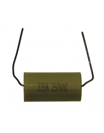 CAPACITOR POLIESTER 3.3 UF/250V