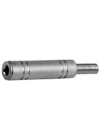 Jack 6.3 mm Monoaural Metàlico