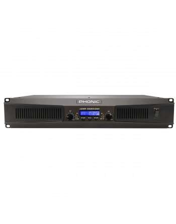 AMPLIFICADOR DIGITAL 3000w DSP PHONIC iAMP 3020 DSP