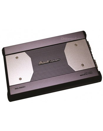 AMPLIFICADOR CLASE D I CANAL ROCKSERIES REFERENCE 1200W