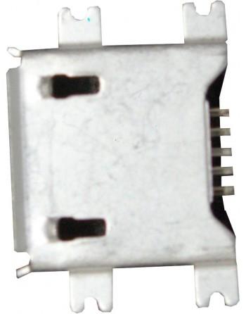 JACK MICRO USB 5 PINES PARA...