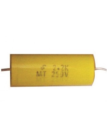 CAPACITOR POLIESTER 2.2...