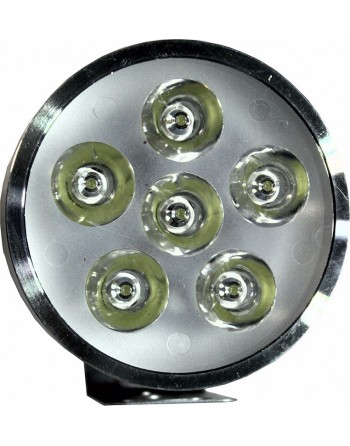 FARO LUZ AUXILIAR 6 LED...