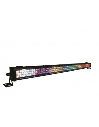 BARRA LED DMX 8 PIXELES 240...