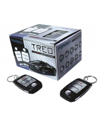 Auto Alarma Treo Force3...