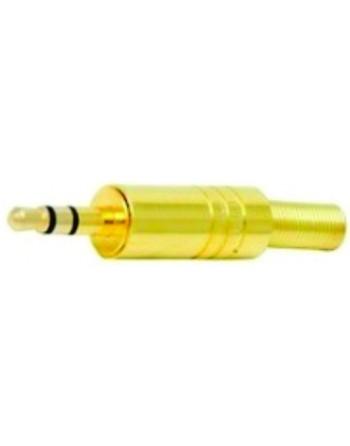 Plug-3.5 mm Dorado Estéreo