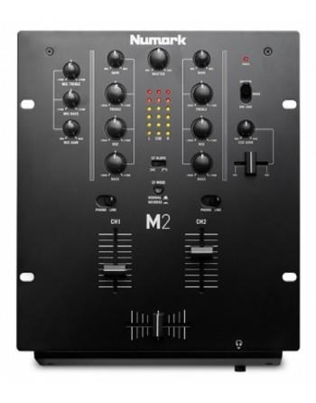 Mixer Mezcladora Numark M2...