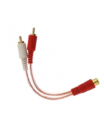 EXTENSION CABLE Y 1 JACK...