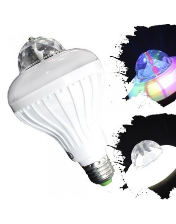FOCO DECORATIVO 2 PASOS LED + CRISTAL BALL