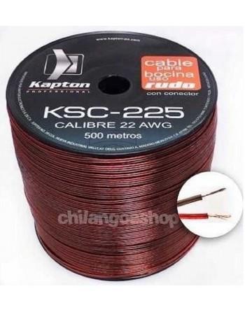 Cable Para Bocina Uso Rudo...
