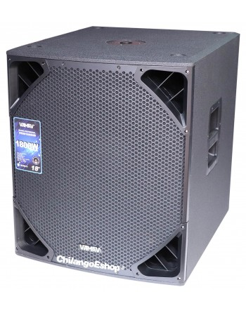 SUBWOOFER ACTIVO 18 PULG...
