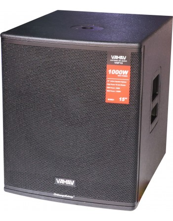SUBWOOFER ACTIVO 15 PULG...