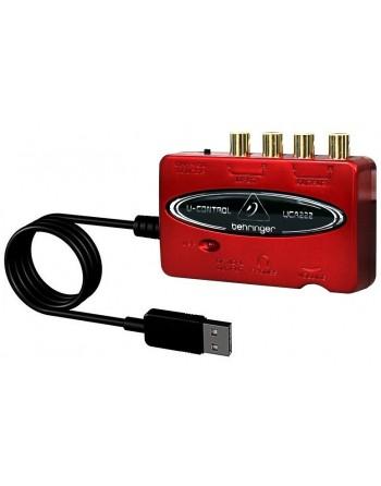 Interfaz de Audio USB de...