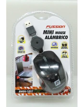 MOUSE OPTICO USB ALAMBRICO...