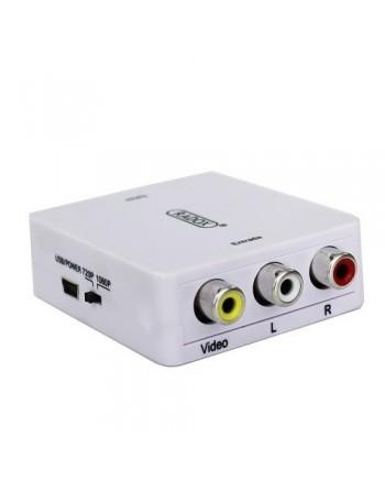 CONVERTIDOR DE VIDEO RCA A HDMI
