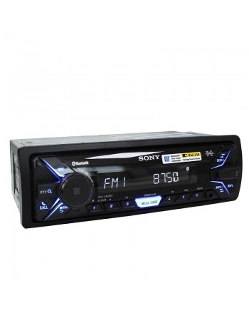 Autoestereo Sony Dsx-a400bt Bluetooth Usb Nfc Ipod