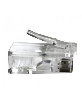Plug Modular 8 Contacots Para Rj45