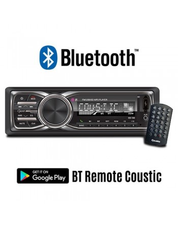 Autoestereo Coustic Bluetooth Usb Sd Fm ANDROID APP