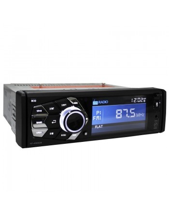 Autoestereo 1 DIN Pantalla 4 BLUETOOTH CD/MP3/DVD/USB/SD