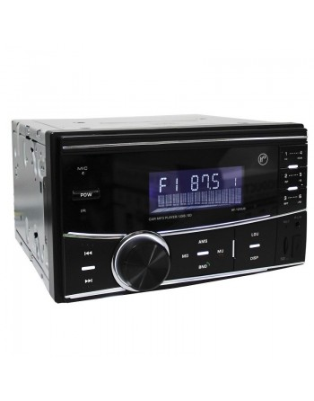 Autoestereo 2 DIN BLUETOOTH MP3/USB/SD