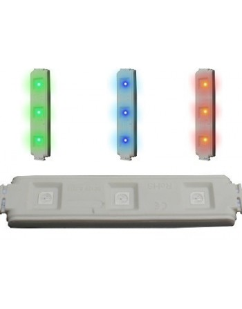 Modulo 3 Led 5050 RGB...