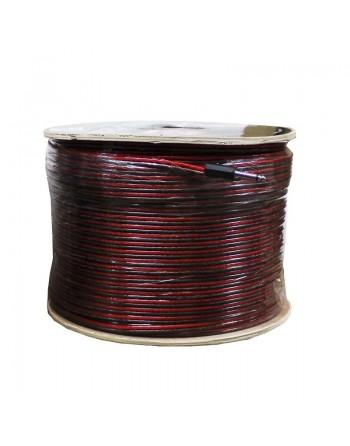 Cable Para Bocina Uso Rudo Polarizado Calibre 12 300 Mts