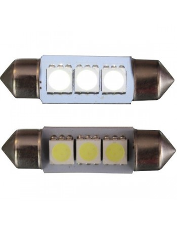FOCO 3 LED SMD TIPO FESTOON