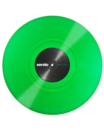 Serato Vinyl Performance Series 12 GREEN