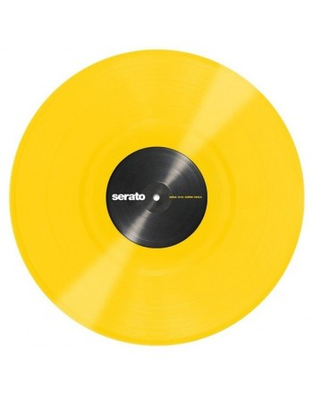 Serato Vinyl Performance Series 12 YELLOW