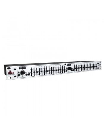 Dbx 215S Ecualizador Gráfico Dual De 15 Bandas