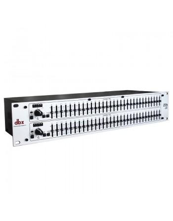 Ecualizador Gráfico Dual Stereo De 31 Bandas Dbx 231s