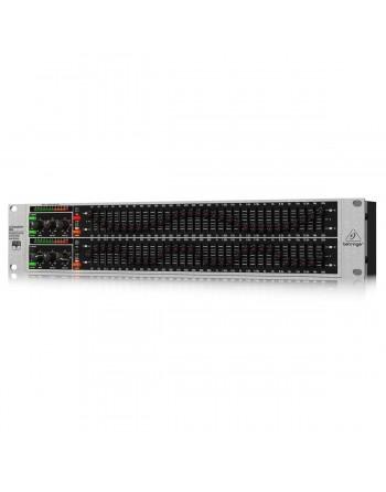 Behringer FBQ3102HD ecualizador gráfico estéreo de 31 bandas