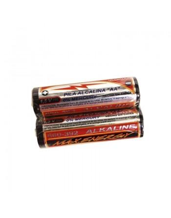 PAR DE PILAS ALCALINAS 1.5 Vcc AA